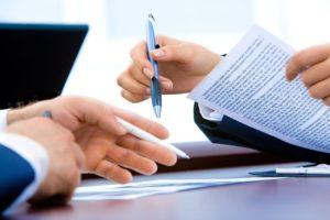 Podpisywanie dokumentów w czasie sprawy spadkowej